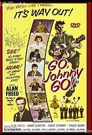 Go, Johnny, Go! Poster