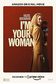 Rachel Brosnahan in I'm Your Woman (2020)
