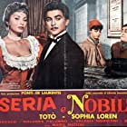 Sophia Loren, Gianni Cavalieri, and Totò in Miseria e nobiltà (1954)