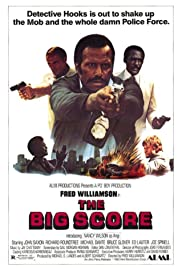 The Big Score (1983) Poster - Movie Forum, Cast, Reviews