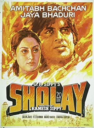 Javed Akhtar Sholay Movie