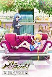 Hayate no Gotoku! Can't Take My Eyes Off You Poster