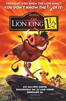 The Lion King 3: Hakuna Matata (2004 Video)