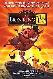 The Lion King 3: Hakuna Matata Poster