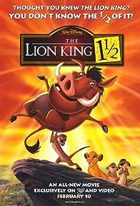 Primary photo for The Lion King 3: Hakuna Matata