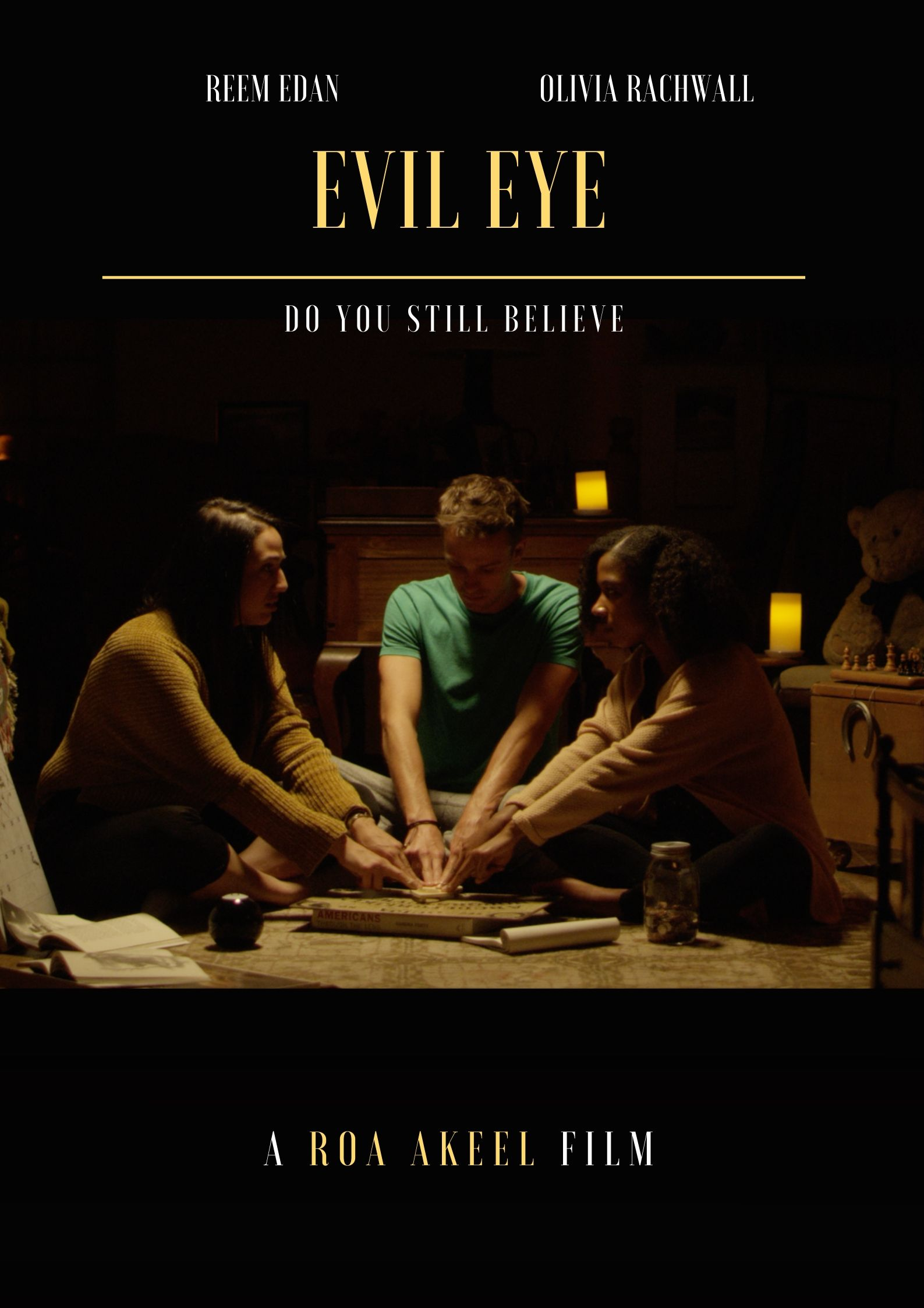 Evil Eye (2020) x264 (Tamill+Telugu+Eng) Movie 938MB HDRip 720p Download