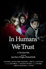 In Humans We Trust Poster