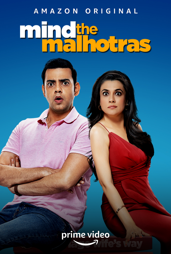 Mind the Malhotras 2019 Hindi S01 Complete 720p HDRip 1.52GB