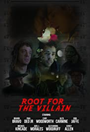 Root for the Villain Poster