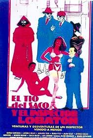 Luis Lorenzo, Ricardo Merino, Nadiuska, Adriana Vega, Quique Camoiras, Antonio Bravo, María Mateo, Patricia Velázquez, and Marta Velázquez in El tío del saco y el inspector Lobatón (1993)