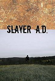 Slayer A.D. Poster