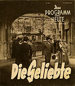 Movie list 2017 free download Die Geliebte [640x640]