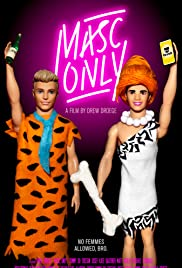 Masc Only Poster