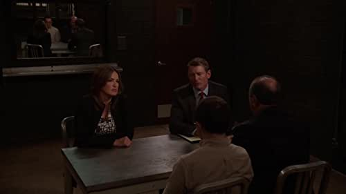 Law & Order: Special Victims Unit: Incels Don't Scare Benson