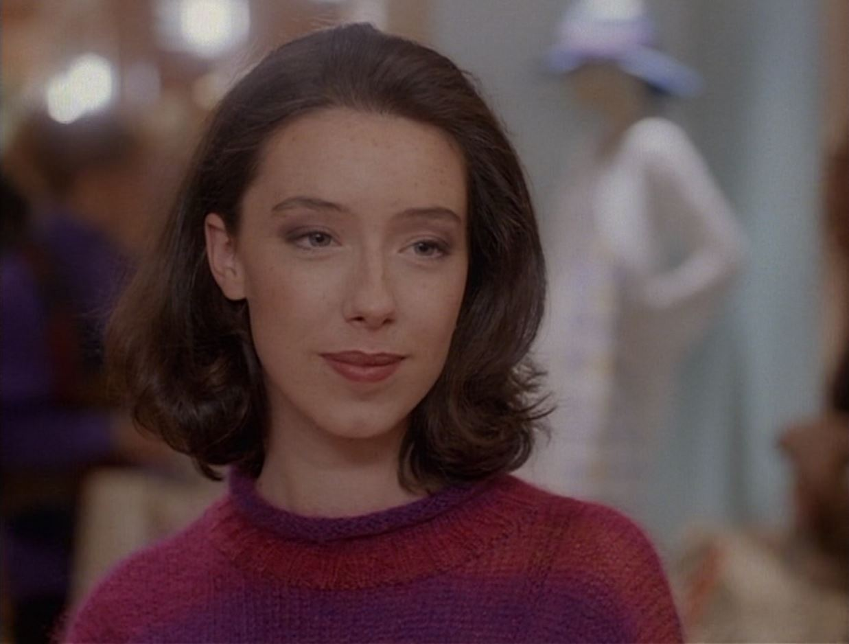Molly Parker in Ebbie (1995)