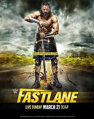 WWE Fastlane (2021)