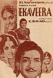 Ekaveera Poster