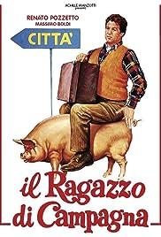 Il ragazzo di campagna(1984) Poster - Movie Forum, Cast, Reviews