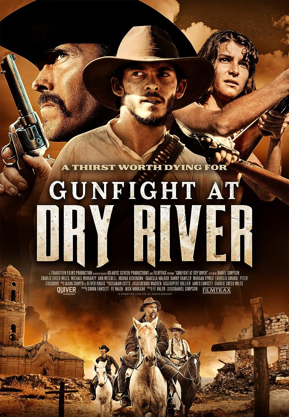 Gunfight at Dry River 2021 English 480p HDRip 326MB Download