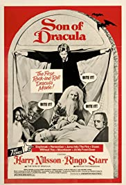 Son of Dracula (1974) Poster - Movie Forum, Cast, Reviews