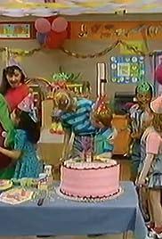 Happy Birthday Barney Poster