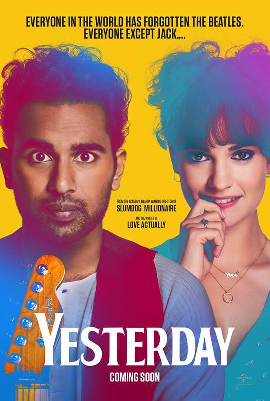Yesterday (2019) Hindi Dubbed