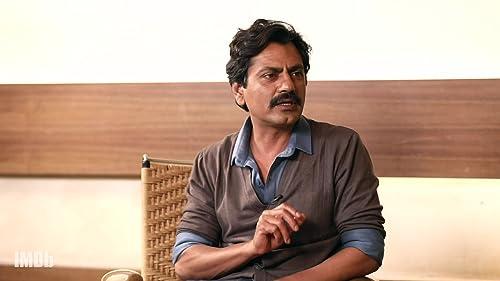Nawazuddin Siddiqui on His Favorite Performances
