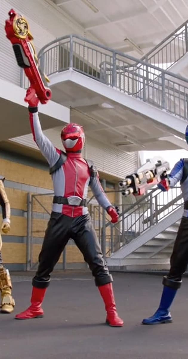Power Rangers Beast Morphers Stream