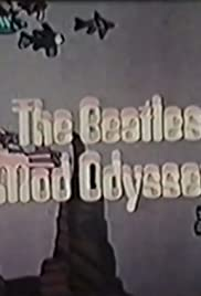 The Beatles Mod Odyssey Poster