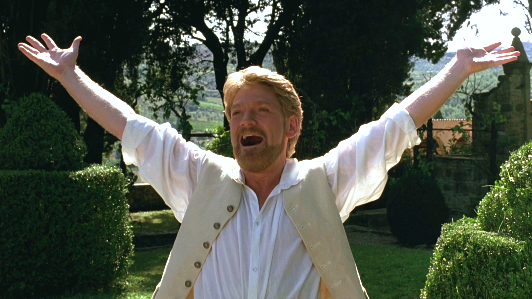 Kenneth Branagh in Much Ado About Nothing (1993)