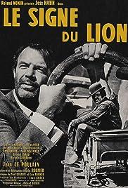 Le signe du lion(1962) Poster - Movie Forum, Cast, Reviews