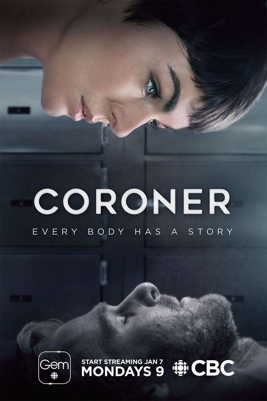 Coroner (TV Series 2019– ) - IMDb