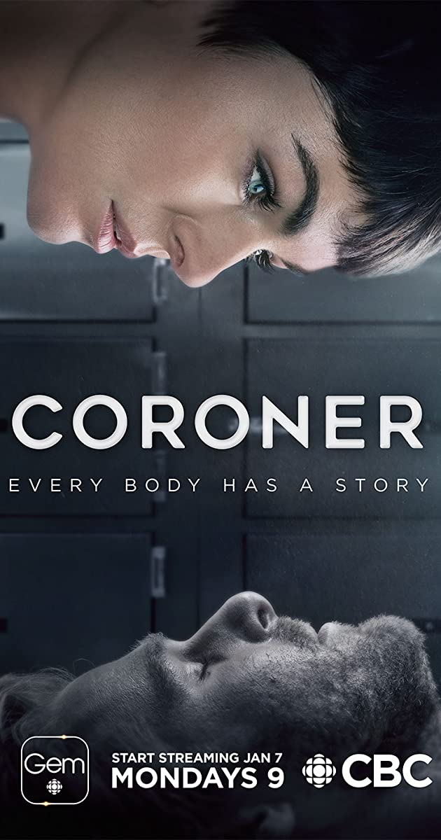 Download Coroner or watch streaming online complete episodes of  Season 1 in HD 720p 1080p using torrent