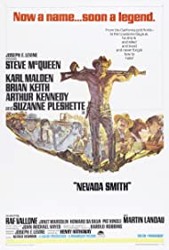 Steve McQueen in Nevada Smith (1966)