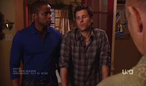 Psych: Season 5 (Hump Day)