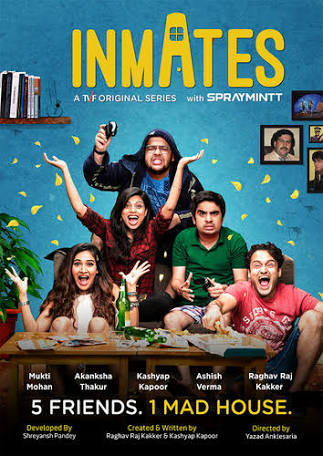 Download Inmates S01 Hindi Complete 720p TVF WEB-DL Season 1 Ep (01-05) x264 AAC