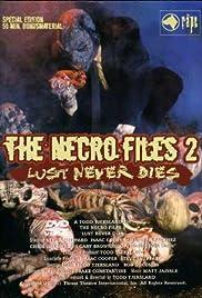 Necro Files 2(2003) Poster - Movie Forum, Cast, Reviews