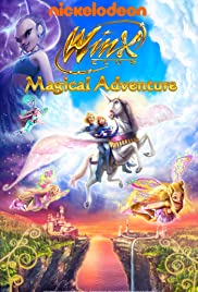 Winx Club 3D: Magical Adventure Poster