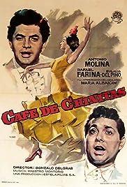 Café de Chinitas Poster
