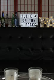 Julie on the Rocks Poster