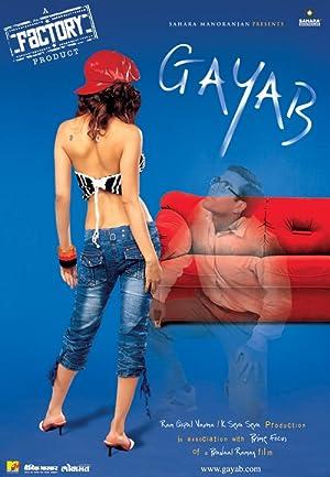 Gayab movie, song and  lyrics