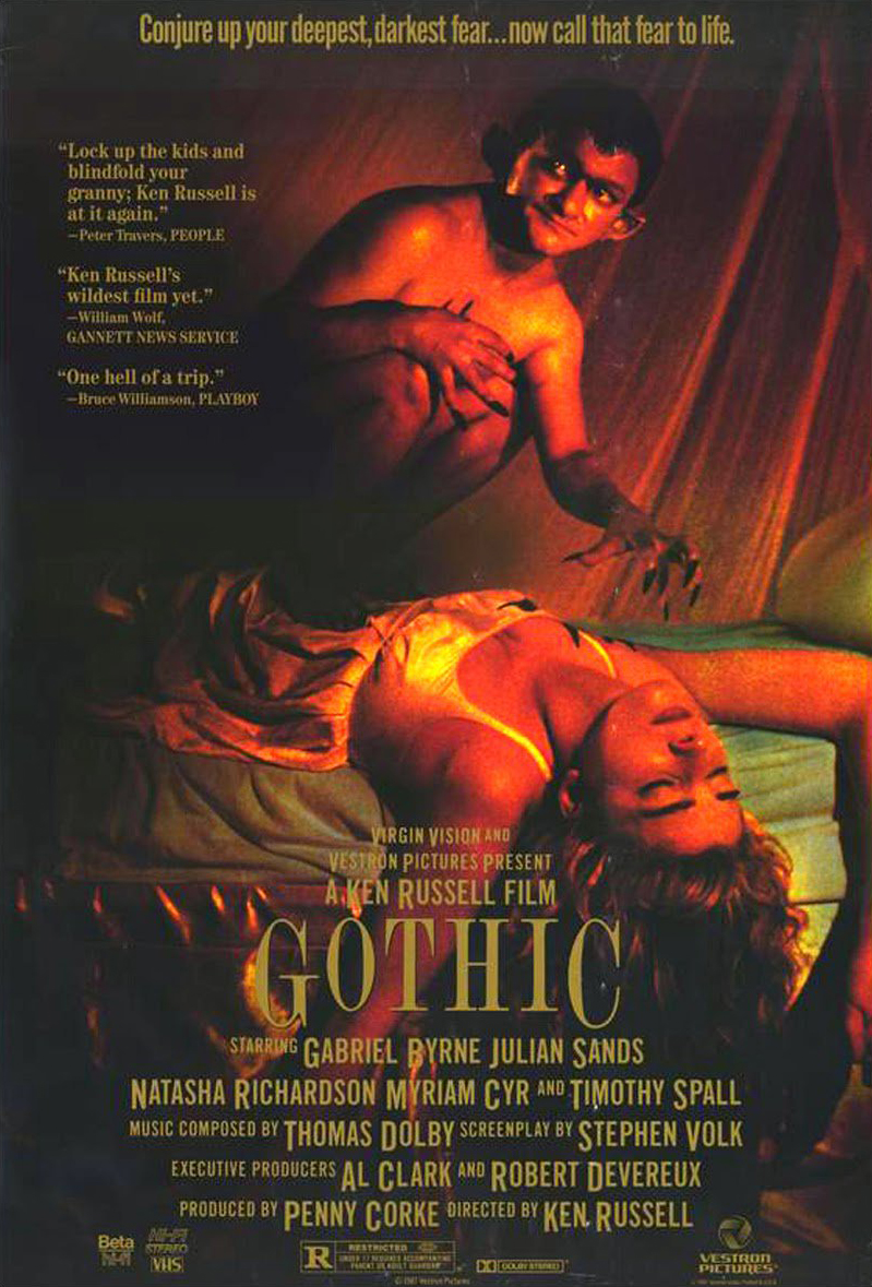 Film that conjures erotic