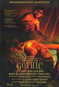 Natasha Richardson in Gothic (1986)