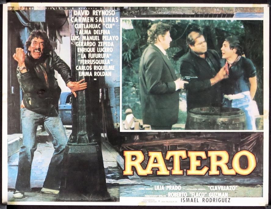 Ratero (1979)