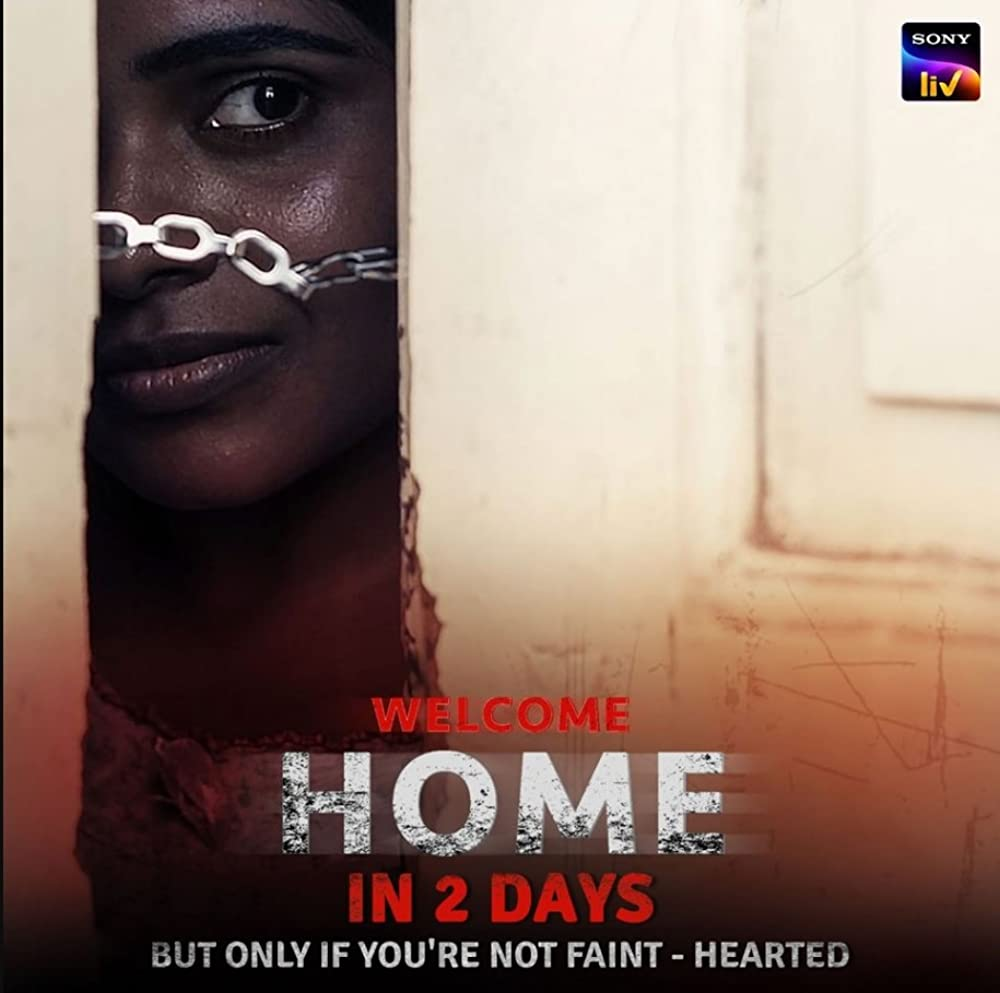 Welcome Home 2020 Hindi Movie 720p HDRip ESubs 900MB x264 AAC