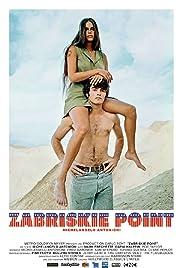Zabriskie Point(1970) Poster - Movie Forum, Cast, Reviews