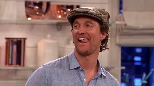 MARTHA & SNOOP'S POTLUCK DINNER PARTY: Matthew McConaughey & Snoop Guess Which Celebs Smoke