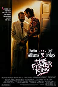 Robin Williams and Jeff Bridges in The Fisher King (1991)