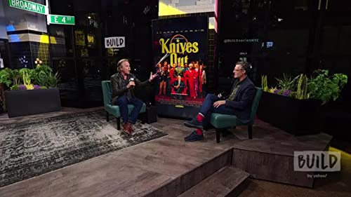 """BUILD: Don & """"Knives Out"""" Cast Exchanged War Stories the Entire Time On-Set"""