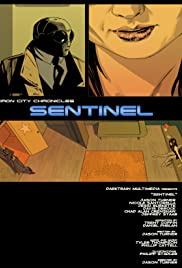 The Iron Detective: Sentinel Poster